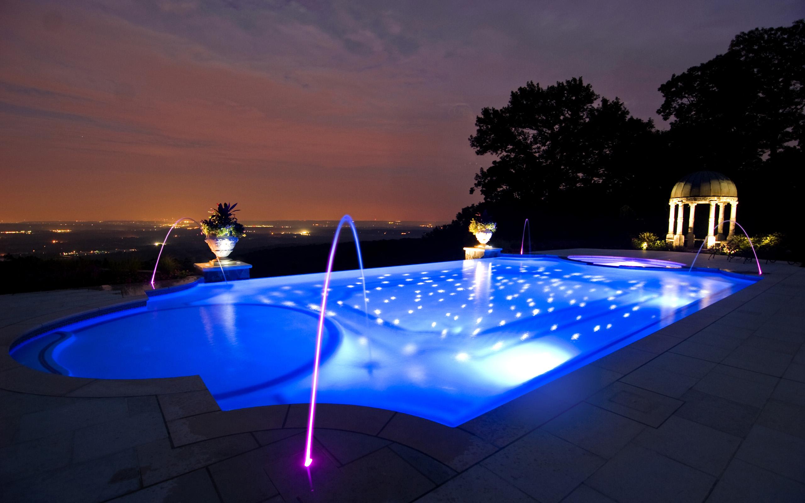 подсветка аквазоны